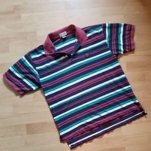 IZOD Polo Shirt Size S/M